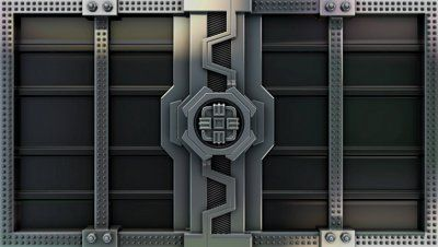 Digital Artwork image from Shutterstock site. This specific door depicts a futuristic/sci- & 70 best sci-fi doors images on Pinterest | Concept art Conceptual ...