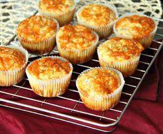 αλμυρά muffins για πρωινό!