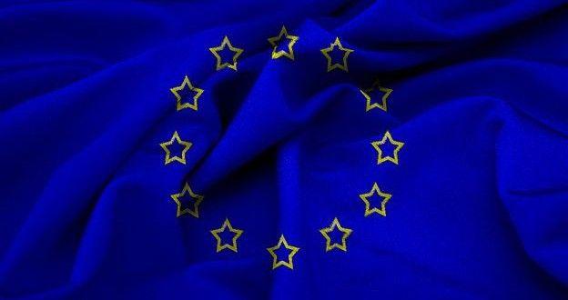Europa, Flagge, Fahne, Sterne, Eurojackpot, Europe