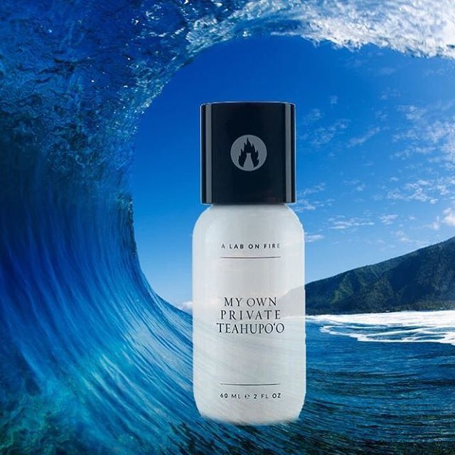 New exquisite #perfume by #alabonfire #myownprivateteahupoo Calm origins. Thrilling ends. A drop of water in #Antarctica .A thunderous wave in #Tahiti . Shimmering sunlight through a curtain of breaking liquid glass. A #salty mist follows. An offshore wind bears flowers. (..and this is how Teahupo'o looks like) #seasalt #frangipani #frenchpolynesia #rosinaperfumery #giannitsopoulou6 #glyfada #athens #greece #shoponline : www.rosinaperfumery.com