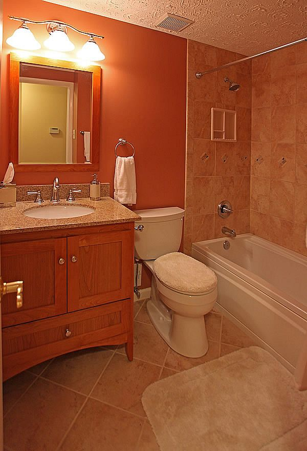 24 Best 5x8 Baths Images On Pinterest Bathroom