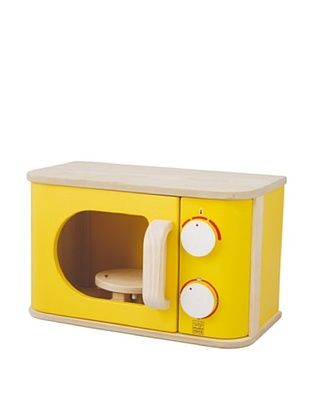 44% OFF PlanToys Microwave