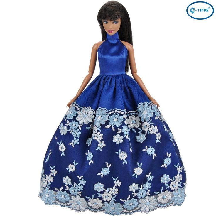 The 101 best E-Ting Barbieclothes images on Pinterest | Barbie doll ...