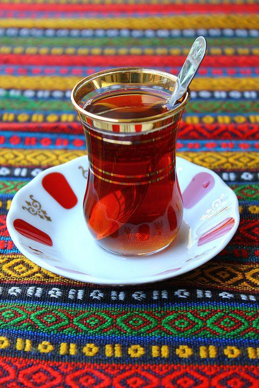 Türk Çayı, Turkish Tea - Turkey