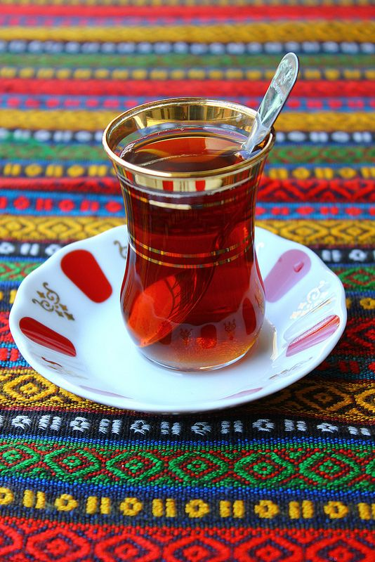 Türk Çayı, Turkish Tea - Turkey