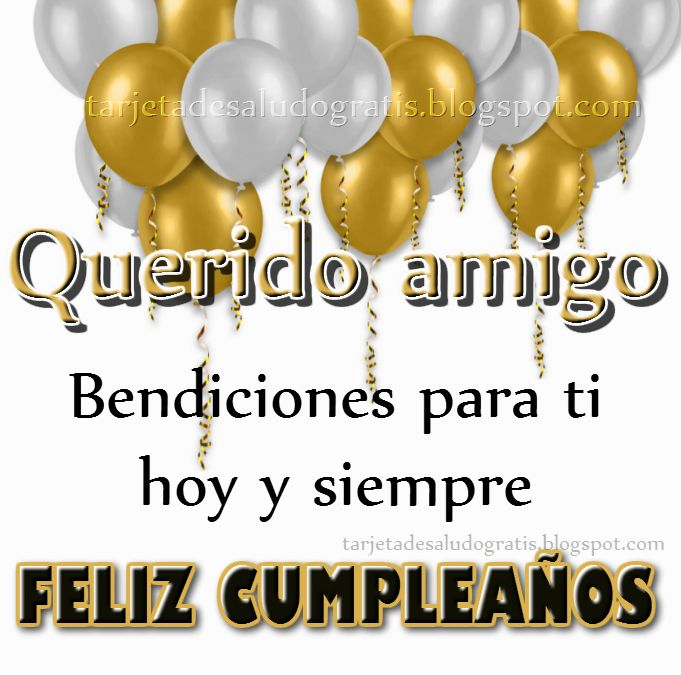 Happy Birthday Para Hombres ~ Best images about felicitaciones cumplea�os on pinterest amigos birthday wishes and