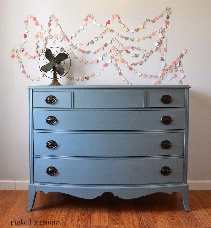 652 best images about Milk Paint Furniture on Pinterest