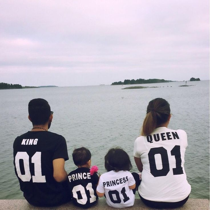 Buy your King & Queen matching kids t-shirt online. Free shipping worldwide on trendy fashion accessories & fun matching clothing.