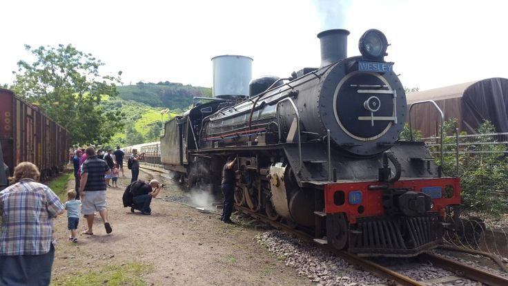 Train in south africa kwazulu natal
