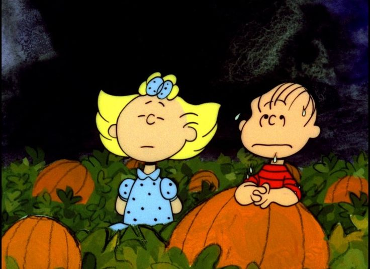 the 1966 show revolves around the peanuts gang celebrating halloween and with linus hoping to - Charlie Brown Halloween Cartoon