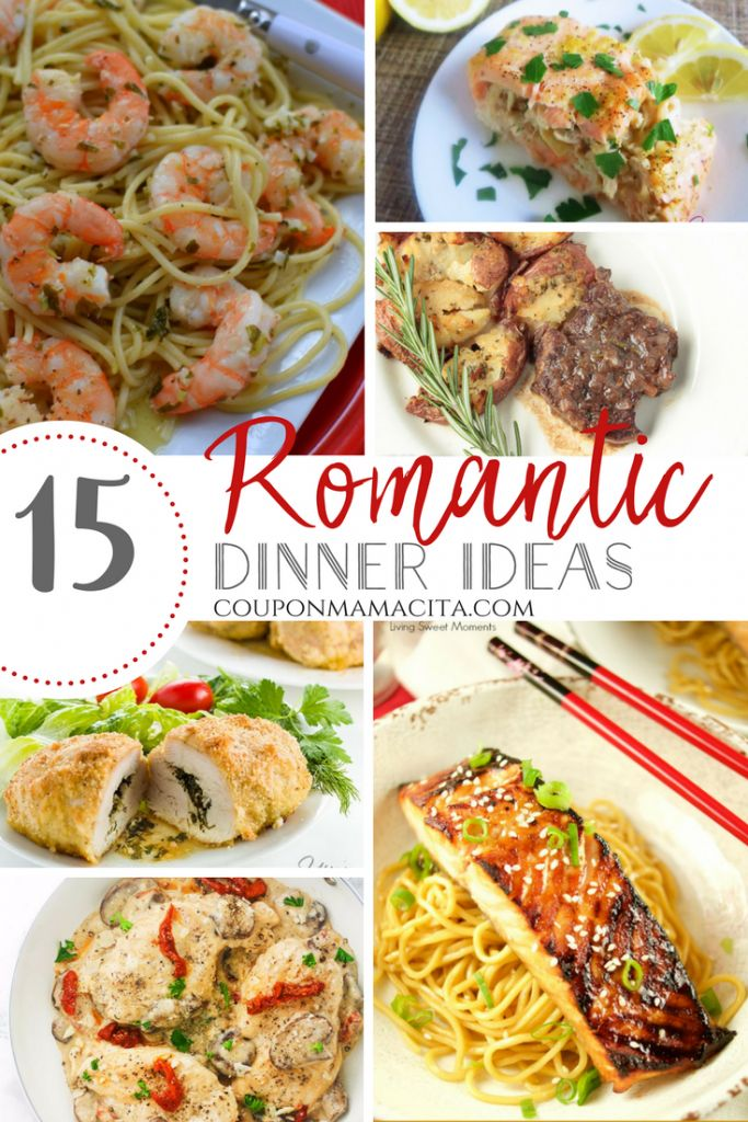 25 best ideas about romantic dinners on pinterest