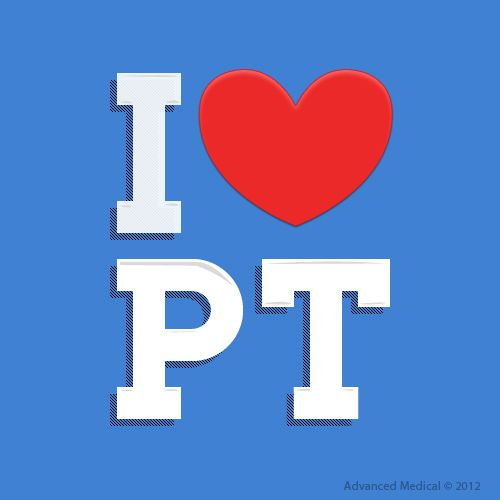 I Love Physical Therapy!Physical Therapy Physiotherapy, Pta Hf Stuff, Physicaltherapy, Life Work, Physical Training, Therapy Blog, Physical Therapyphysiotherapi, Doctors Of Physical Therapy, Therapy Stuff