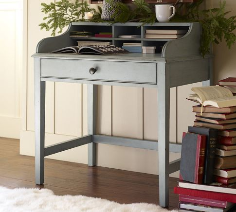 Jacqueline Bedside Table Pottery Barn Great Color