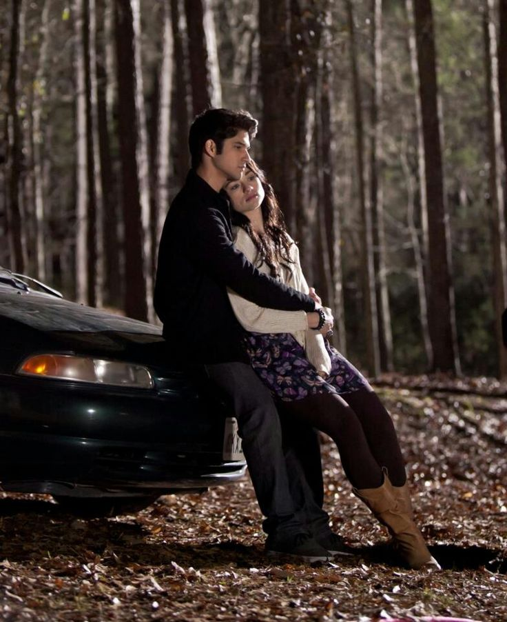 Teen Wolf ... Scott and Allison <3