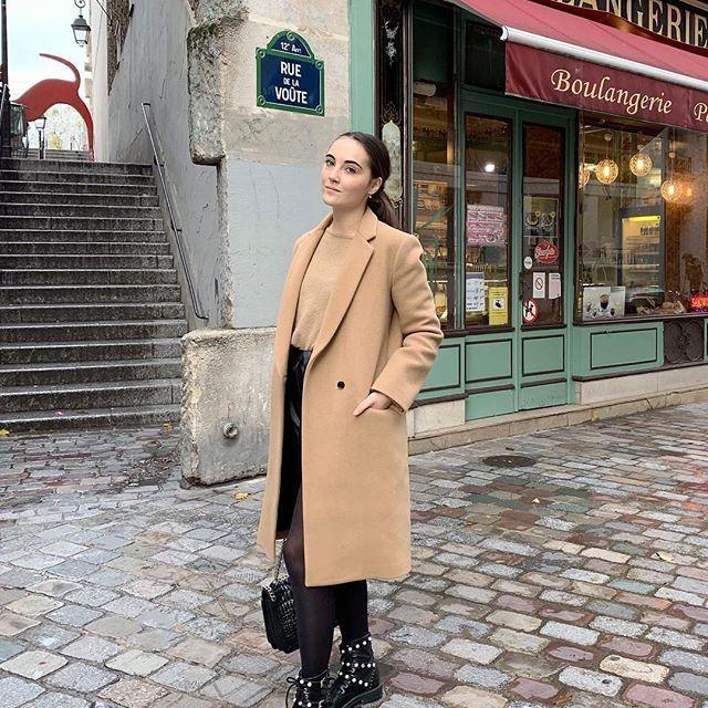промежности пальто во французском стиле фото полученными