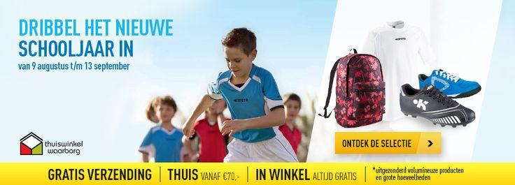 Sportkleding, sportschoenen en andere sportartikelen: Decathlon.nl!