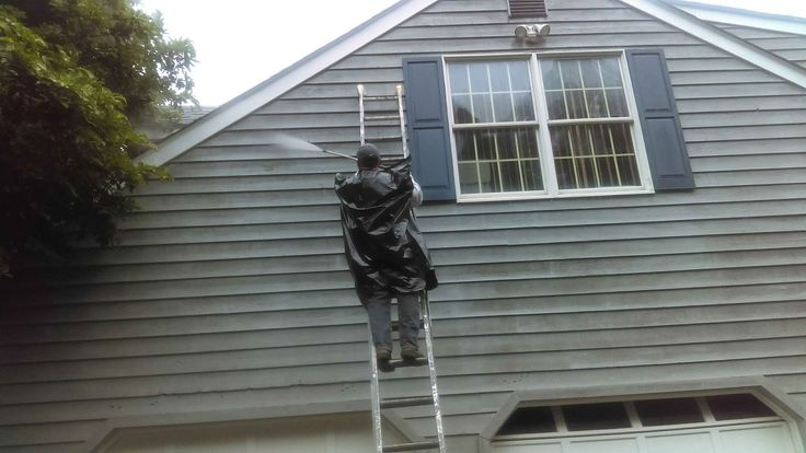 Residential Exteriors: Let the professionals at CertaPro Painters handle your Powerwashing and Painting needs #wedopainting #youdolife | 410-592-6006