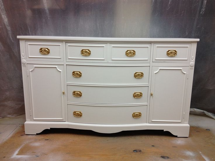 White buffet behr paint swiss coffee this item has been for Where is behr paint sold