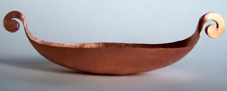 copper shiip - Handmade by Nicole Bolze ORIGINALS