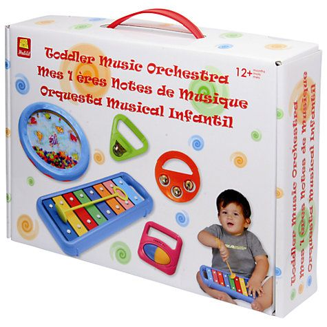 Buy Halilit Toddler Music Orchestra Set Online at johnlewis.com