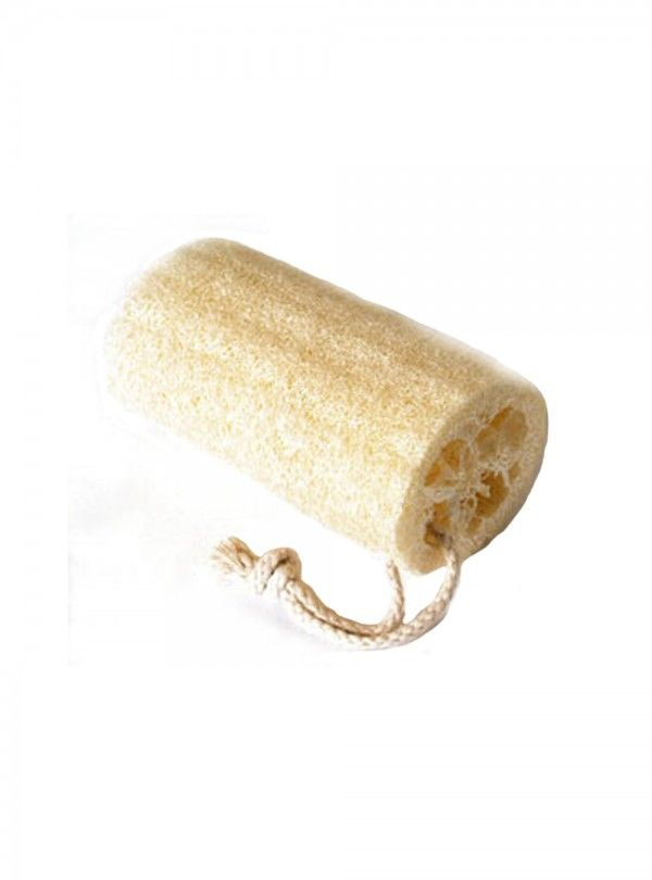 "Mini Loofah £2.50 Natural sponges are harvested from either sea animals or vegetable plants, namely gourds. Loofah, or luffa, sponges are produced from long, thin gourds and are much harder and more abrasive than sea sponges. Most often, loofah sponges are used for scrubbing and exfoliating dead skin. Often seen for sale in stores in the form of back brushes or exfoliating mitts, loofah sponges also make ideal scrubbers for pots, pans and surfaces such as counter tops. Small, approx 5"" in…"