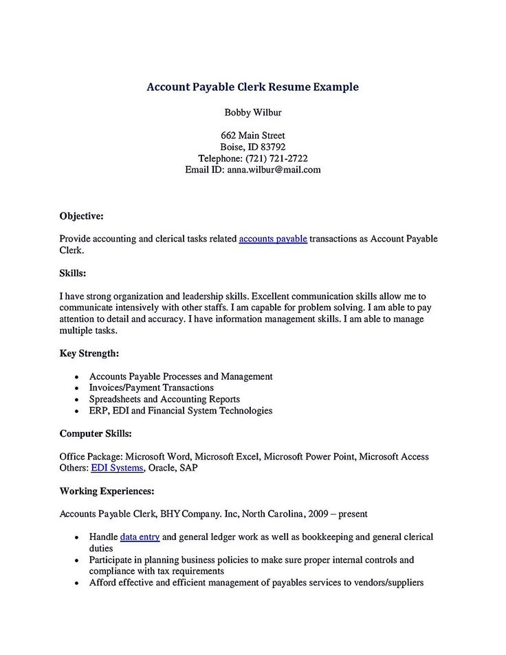 sample resume for accounting assistant make accounts clerk receivable examples