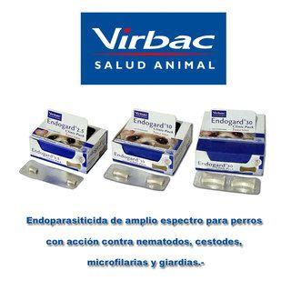 Endogard Antiparasitario interno para perros en forma de huesitos saborizados — Foyel farmacia veterinaria