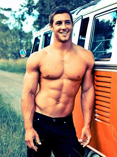 Kayne Lawton - Australian rugby player - Hottie with a body. Oh lord