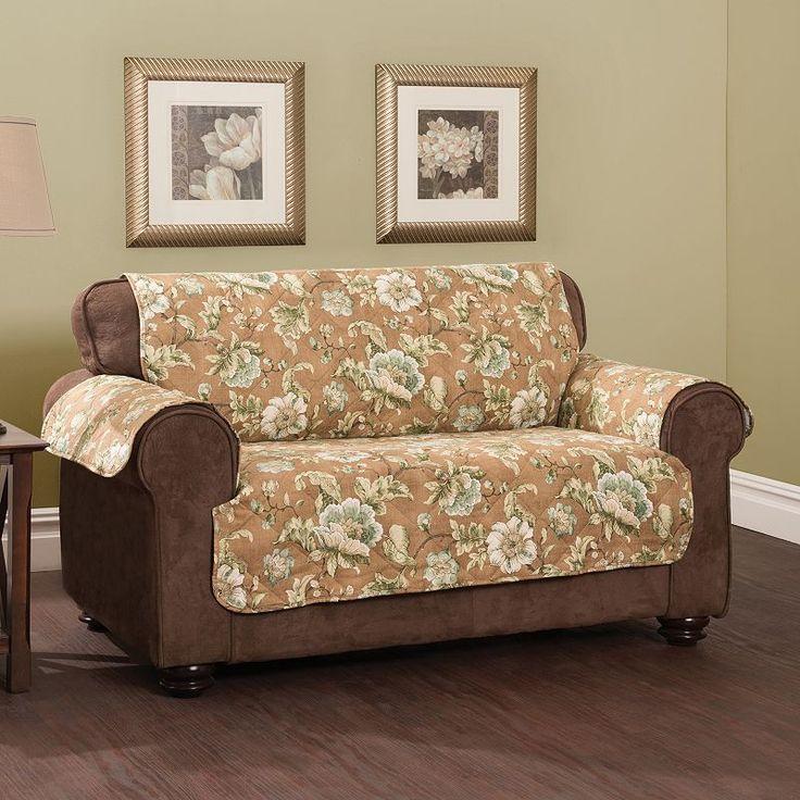 Amazing Innovative Textile Solutions Eden Sofa Protector