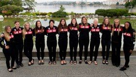Twelve women have been nominated to the first ever Canadian Olympic women's rugby sevens team, set to compete in the...