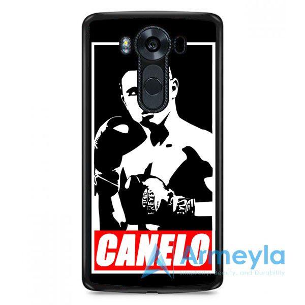 Saul Alvarez Mexico Boxing Champ El Canelo LG V20 Case | armeyla.com