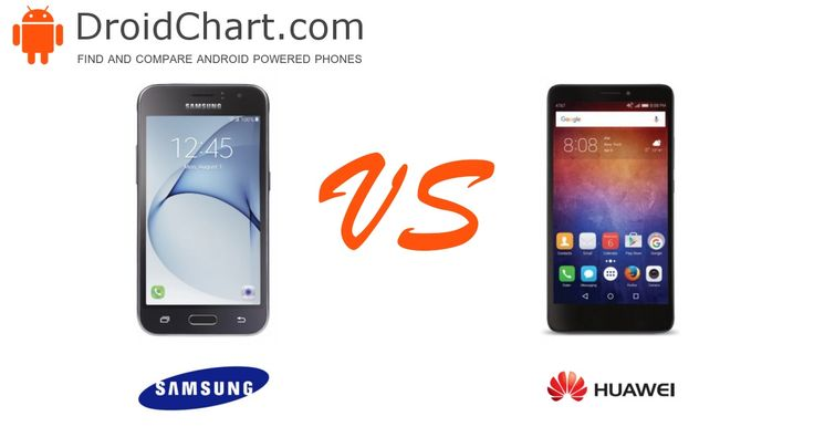 The side-by-side comparison of the Samsung Galaxy Luna and Huawei Ascend XT smartphones. #smartphones #comparison #SamsungGalaxyLuna #HuaweiAscendXT