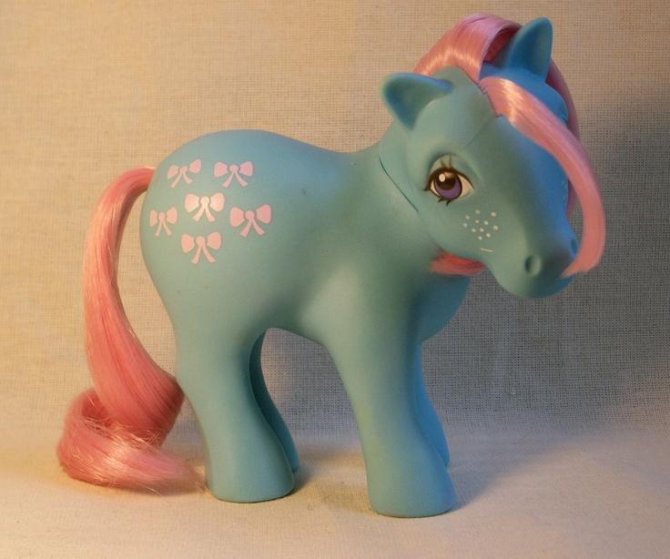 My Little Pony: My Friend, Ponies Houses, Ponies Bowties