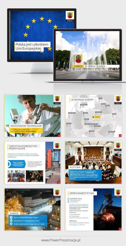 Prezentacja multimedialna w power point miasto Zabrze http://www.powerprezentacje.pl