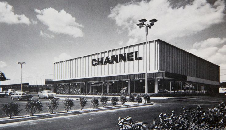 Channel On Route 17 In Paramus Nj 1960 S Bergen County