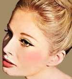1960's Mad Men-like makeup