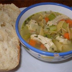 Chicken Noodle Soup - Allrecipes.com