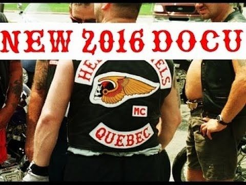 2016 HELLS ANGELS CANADA DOCUMENTARY Cop Roberge accused of selling info...