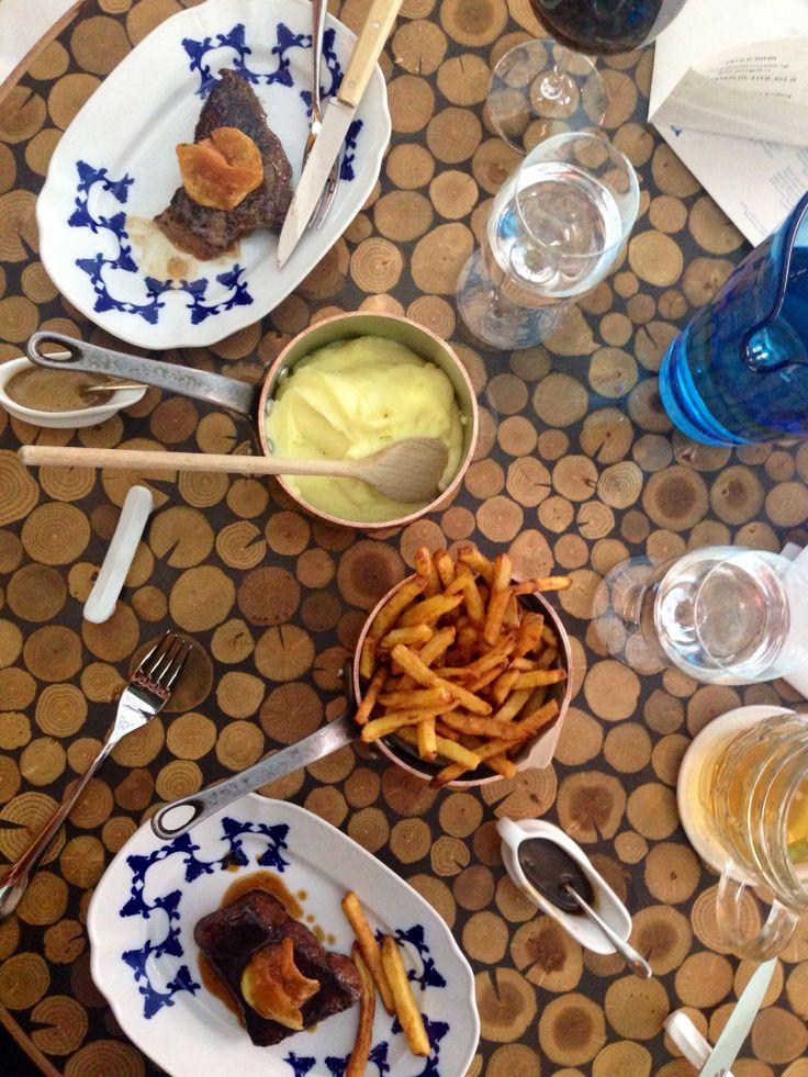 Saturday lunch at Čestr