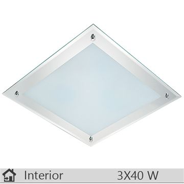 Plafoniera iluminat decorativ interior Rabalu, gama Ann, model 2864