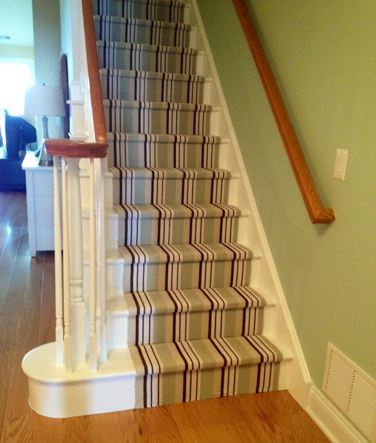 Beach stair runner dash and albert dashing rugs for Dash and albert runners