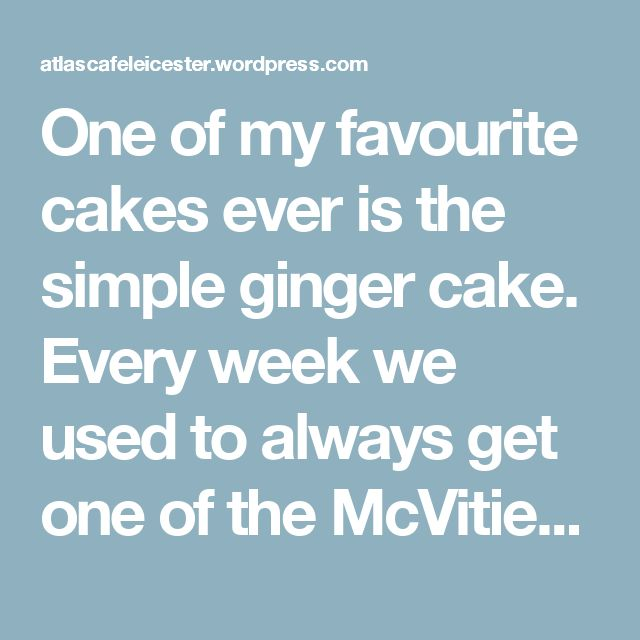 One of my favourite cakes ever is the simple ginger cake. Every week we used to always get one of the McVities Jamaica Ginger Cakes. I think it's the moistness of the cake that really does it, and that special dark sticky top that they seem to get. I have done a few ginger cakes before but haven't found one that is as good as this one. Left for a couple of days and you also get that seemingly illusive sticky top. It is from 'The Great British Book of Baking' which accompanies the TV series…