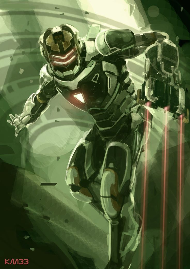 Iron man dead space mash up