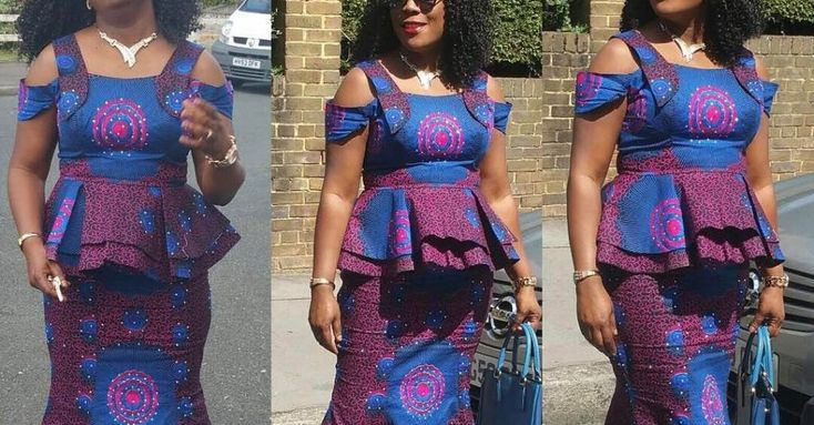 Hello ladies.  Unique ankara styles designed for 2017 has been compiled for your beautiful and dashing look. Ankara fabric has varieties in terms of quality, texture, design and colour but they all go well with any style of your choice.   #Ankara styles #unique ankara style