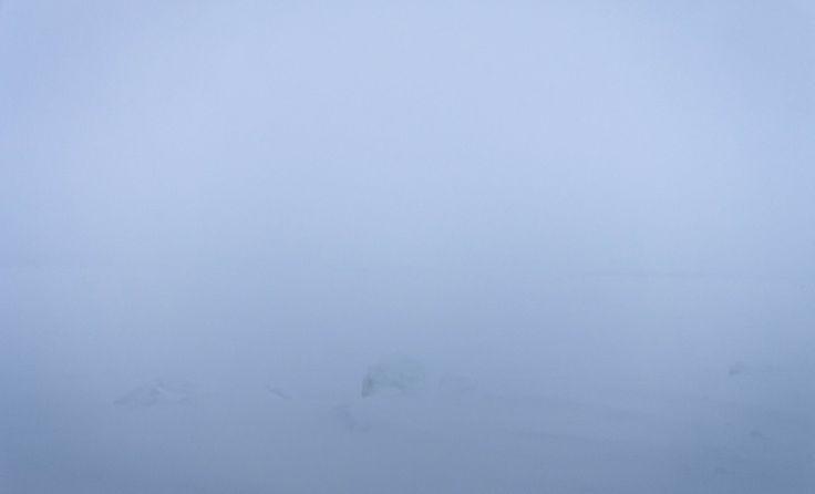 Северный полюс, снега по пояс, разгар пурги, не видать ни зги