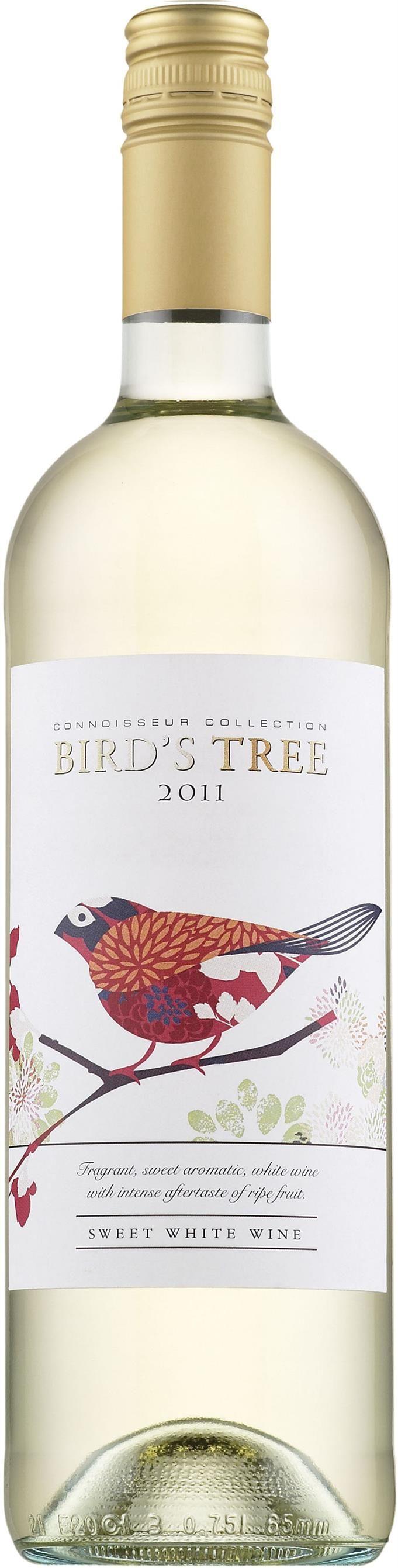 Bird's Tree -valkoviini. 7,30€