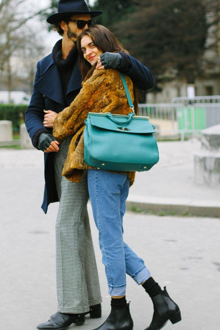 Je veux te voir - Paris, semana de la moda.
