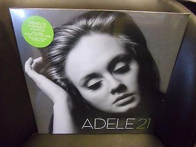 ADELE 21 LP NEW 160g vinyl + digital download