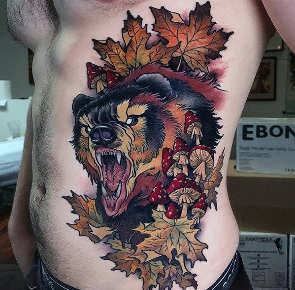 Top 79 Big Tattoo Ideas 2020 Inspiration Guide Traditional