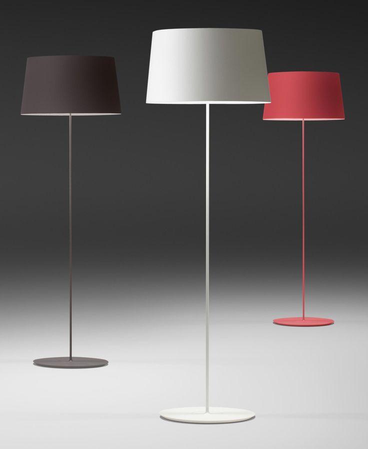 VIBIA - Warm Floor Lamp